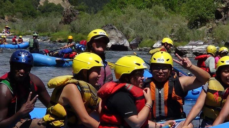 Klamath Rafting One