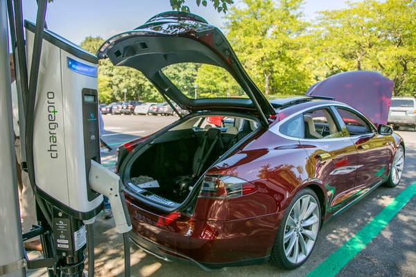 Tesla in Wellesley