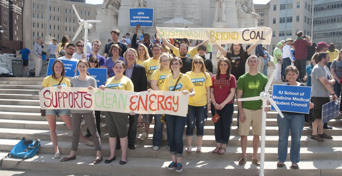 Indy beyond coal