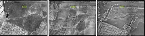Bayou Bienvenue wetland history