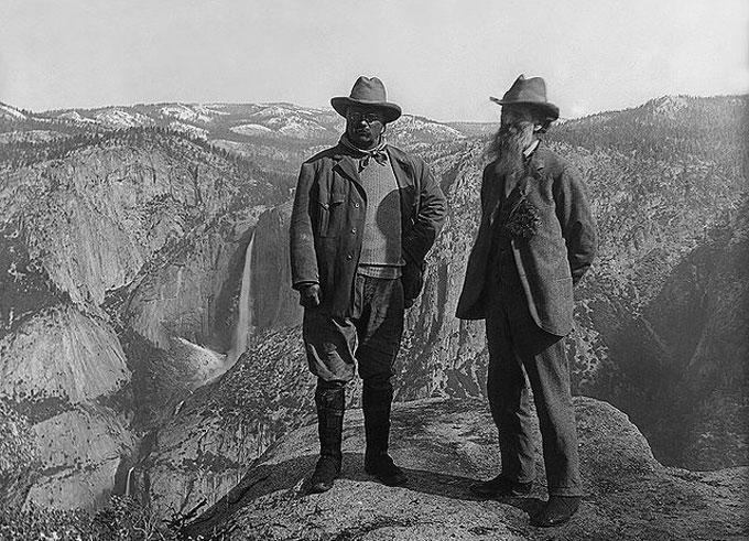 TR-&-John-Muir-in-Yosemite