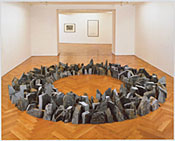 Cornwall Summer Circle by Richard Long